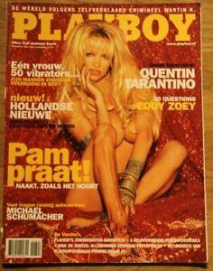 PLAYBOY Niederlande Juni 2004 - Pamela Anderson