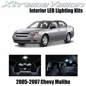 XtremeVision Interior LED for Chevy Malibu 2005-2007 (6 PCS) Pure White