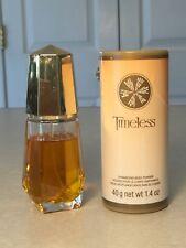Vintage Lot Avon TIMELESS Brand New Scented Body Powder & 1.7 oz Cologne Spray