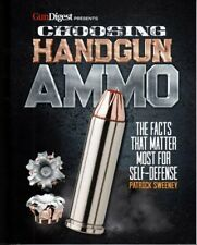 Choosing Handgun Ammo - The Facts that Matter Most for Self Defense Magnums