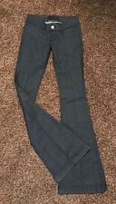NEW ROCK & REPUBLIC TORAY FLARE WOMENS DENIM JEANS SIZE 25