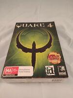 PC Game Quake 4 Big Box
