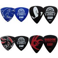 7 x /'Medieval Helmet/' Guitar Picks GP00020623 Pendants