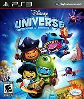 Disney Universe (Sony PlayStation 3, DISC ONLY!)
