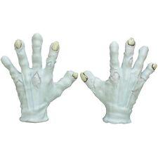 Halloween  Evil Clown Fun House Haunted Clown Gloves Adult Size