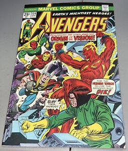 Avengers #134 Origin of Vision Marvel 1975