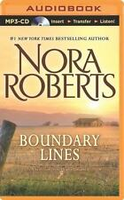 Boundary Lines : A Selection from Hearts Untamed by Nora Roberts (2014, MP3...