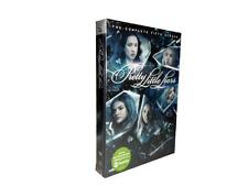Pretty Little Liars: The Complete Fifth Season 5 (DVD, 2015, 5-Disc Set)