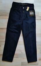 VTG MARITHE FRANCOIS GIRBAUD Junior Womans Skinny Cowboy Black Jeans 12 (26X25)