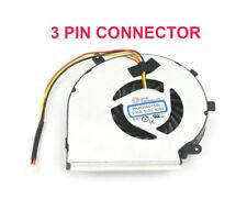 New CPU Cooling Fan for MSI GE62 GL62 GE72 GL72 GP62 GP72 PE60 PE70/ PAAD06015SL