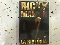 RICKY MARTIN DVD LA HISTORIA THE ALBUM