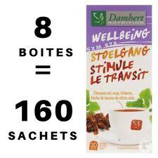 8 Boîtes Tisane Laxative Transit Damhert Minceur Régime Thé Détox Tea Maigrir
