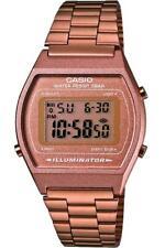 Casio Digital Mens Copper coloured Watch B640WC-5AEF