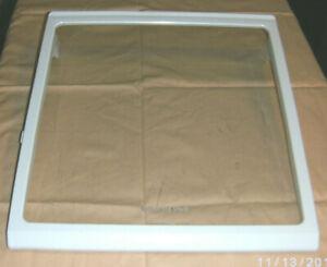 Samsung SBS Refrigerator: Spill Proof Glass Shelf Assmbly #DA97-06391A (P1033)