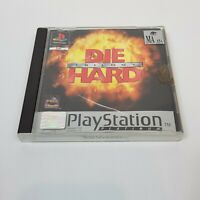 DIE HARD Trilogy (Platinum) PS1 Playstation 1 Video Game PAL - Complete