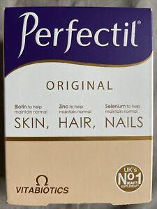 Vitabiotics Perfectil (Original)  Skin, Hair, Nails Tablets [90s]