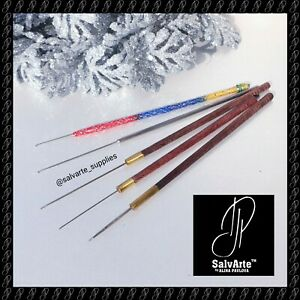 Vxkbiixxcs-o Cross Stitch Needles 10 Pieces Golden Embroidery Cross Stitch Cloth Needles Size 26#