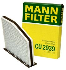 Paper Cabin Air Filter Mann for For Volkswagen Golf Jetta Passat Audi A3 Q3 TT