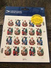 Santas Holiday Contemporary USA Full Sheet of 20 MNH 34C NIP 1999