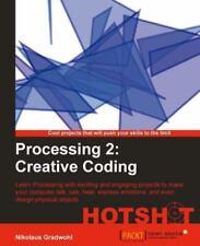 Processing 2: Creative Coding Hotshot (Paperback or Softback)
