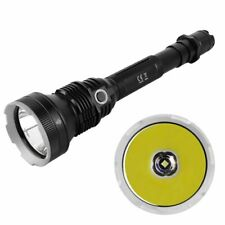 KLARUS XT30R 1800LM CREE XHP35 LED Tactical Flashlight Torch Waterproof +Battery