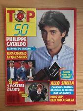 Top 50 n° 60 Cataldo/Sheila/Bangles/Lahaye/Electrica Salsa/Tina Charles