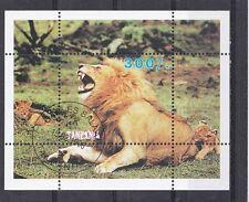Tanzania 1996 - Leeuwen/Lions/Löwe