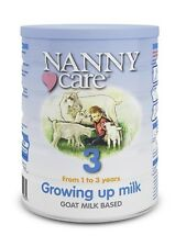 NANNY Care Goat Based Growing Up Milk Formula stage 3 900g 02/21
