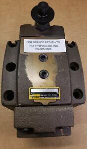 Parker Pressure Control Valve PR10 MF LU