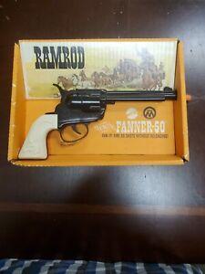 Mint Mattel Ramrod Fanner 50 Cap Gun