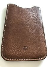 Mulberry Oak Leather Iphone Case For iPhone 4/4S New Condition