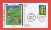 FDC - EUROPA 2000  (234)