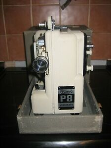 Vintage P8 Phonomatic Cine PROJECTOR WITH 5 REELS