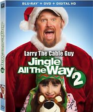 Jingle All the Way 2 (Blu-ray Disc ONLY, 2014)