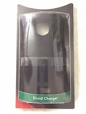 Rocketfish Black Snap on Hard Case for Samsung DROID Charge RF-CSVH2BPL