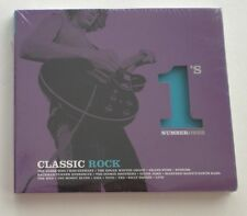 New sealed   Classic Rock Number 1s   [Digipak] [Remaster]  CD