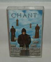 Vintage CHANT Benedictine Monks of Santo Domingo de Silos Cassette Tape Rare NM