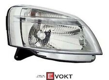Headlight Right For Peugeot PARTNER 5 5F 12/02-3/08 Engine Electric LWR