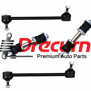 4PC Front Rear Sway Bar Link KIT For 2000 2001 2002 2003 2004 Nissan Xterra