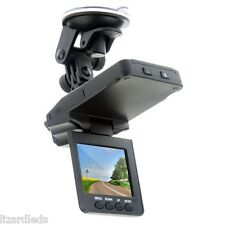 Car Dashcam Recorder DVR HD Video Nightvision Sound Mic + Rechargeable Battery