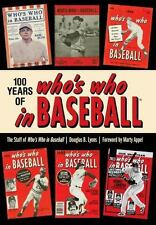 NEW - 100 Years of Who's Who in Baseball