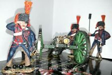 King and Country NA64 French Napoleonic Artillery with box