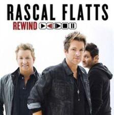 Rewind by Rascal Flatts (CD, May-2014, Big Machine Records)