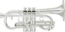 "YAMAHA YCR-8620S Eb Cornet ""Neo"" Silver-plated (o221)"