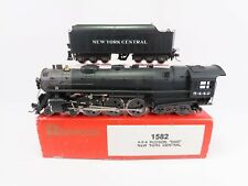HO Scale Rivarossi 1582 NYC New York Central 4-6-2 Steam Locomotive #5442