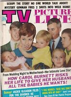 TV Picture Life Carol Burnett Jackie Gleason February 1969 070219nonr