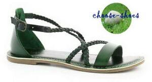 """KicKers """" Sandaletten """" Divague 609430-506 Green"""