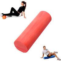 3 Sizes EVA Yoga Gym Physio Pilates Exercise Fitness Foam Roller Massage Smooth