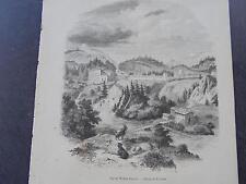 1857 Stich 177 / Wildbad Gastein