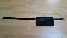 Gucci fanny pack belt GG monogram canvas waist bag pouch messenger cross body
